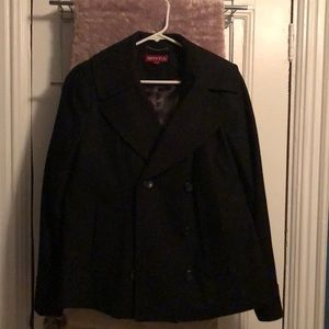 Women's Wool Pea Coat